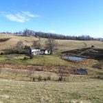 Galax farm house and surroundings